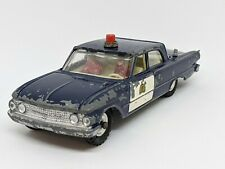 Dinky Toys  –  #264 Ford Fairlane RCMP Police Car