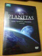 THE PLANETS VOL 2 NEW DVD Los Planetas VOL2 ALL REGION ENGLISH&SPANISH BBC EARTH