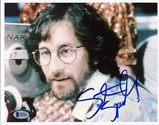 STEVEN SPIELBERG Signed 8x10 Photo BECKET #B47412