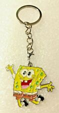 SpongeBob SquarePants Keychain Zipper Pull Book Bag Charm Key Ring
