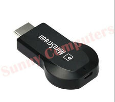 Wifi Wireless 1080P HDMI Dongle TV Stick MiraCast for Samsung Galaxy Note 5 4 3
