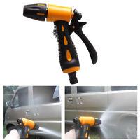 Car Garden Hose Nozzle Spray Water Nozzle With Adjustable Watering Wash Patterns