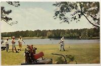 Callaway Gardens Georgia GA Beauty Bound Golf Course Pine Mountain Postcard