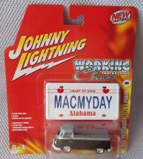 1962 VOLKSWAGEN TYPE 2 PICKUP Johnny White Lightning WORKING CLASS TRUCKS & SUVs