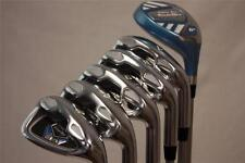 PETITE NEW LADIES RESCUE HYBRID #6 LADY WOMENS BLUE 7-SW IRONS GOLF CLUBS SET