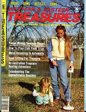 Western Treasures Magazine September 1984 Metal Detecting EX 072116jhe