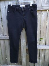 "No Boundaries Black Stretch Jeans Size 15 Inseam 31""  FREE SHIPPING  Z21"