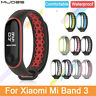 Band 3 Replacement Wristband Silicone Bracelet Wrist Strap For Xiaomi Mi Band 3