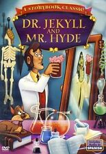 DR. JEKYLL AND MR. HYDE (STORYBOOK CLASSIC) (DVD)