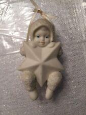 "Dept 56 Snowbabies ""Swinging on A Star"" Ornament"