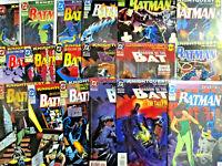 LOT of 18 BATMAN: KNIGHFALL / KNIGHTQUEST issues unread 9.4-9.6 Way Below Guide