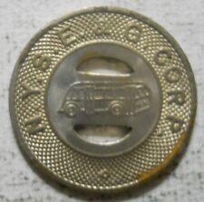 N. Y. S. E. & G. Corp (Elmira, New York) transit token - NY230F