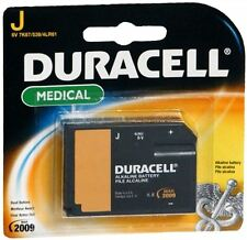 Duracell Medical Battery J 6 Volt 7K67B 1 Each