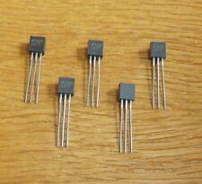 5 transistor J 177 (JFET, P-Chan 30v 50ma to-92)