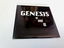 """GENESIS """"NOT ABOUT US"""" CD SINGLE 1 TRACK"""