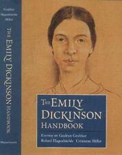 The Emily Dickinson Handbook-ExLibrary