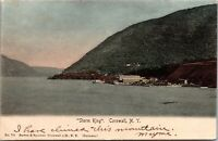 Hand Colored Postcard Storm King in Cornwall, New York~134858