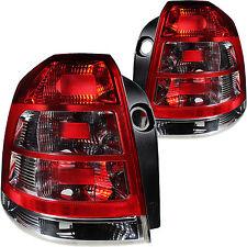 Rückleuchten Heckleuchten Set (rechts & links) Opel Zafira Bj. 07->> chrom