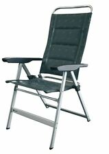 Dukdalf Brillante Aluminum Waterproof Ergonomic Adjustable Folding Camping Chair