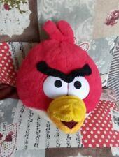 """Plush  Toy Angry Birds. Original product of Rovio 9""""= 23 cm  Red bird"""