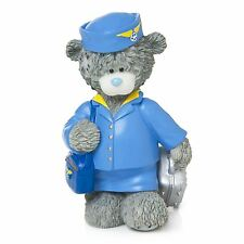 Me to You Air Stewardess Collectable Figurine New Wings Job Gift - Tatty Teddy