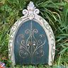 Garden Fairy Door Elf Pixie Garden Decoration Ornament New Home Christmas 39154