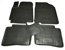 Hyundai ACCENT Verna 2010- RB Rubber Car Floor Mats All Weather Alfombrillas