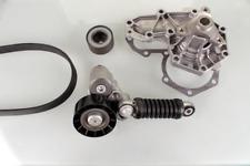 u Genuine GK K980301E Water Pump+ V-Ribbed Belt Kit RENAULT Clio II Hatchback BB