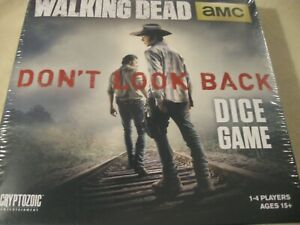 THE WALKING DEAD DON'T LOOK BACK DICE GAME - NEW