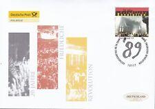BRD 2009 Deutsche Post FDC MiNr. 2762  20. Jahrestag der Friedlichen Revolution