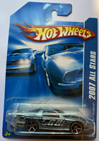 2007 Hotwheels Iroc Pontiac Firebird V8 Race Car, Stock Car, Nascar, Mint!