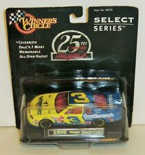 Dale Earnhardt #3 Wrangler / Goodwrench '25th Anniversary' 1999 1/43 Winner Circ