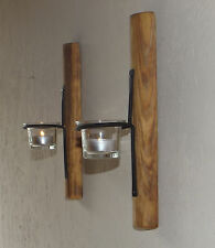 deko wandkerzenhalter ebay. Black Bedroom Furniture Sets. Home Design Ideas