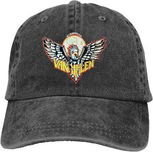 Van-Halen Baseball Cap Graphic Sports Hat for Men and Women Unisex