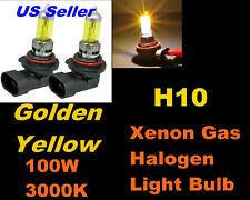Golden Yellow Xenon 100w -Jeep 07-11 Patriot/Wrangler Fog Light H10
