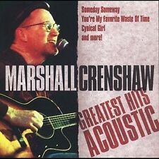 Greatest Hits Acoustic, Crenshaw, Marshall, Good