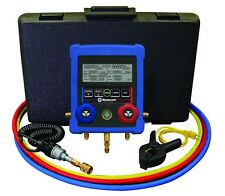 Mastercool 99661-A - Complete HVAC Digital Manifold Set With Hoses - Brand New