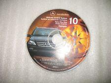 MERCEDES MODULAR CONTROL SYSTEM DIGITAL ROAD MAP CANADA 10 CD DVD 2002-1 OEM