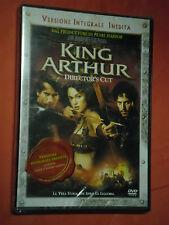 DVD  FILM- KING ARTHUR-versione integrale inedita- CON OLOGRAMMA -SIGILLATO