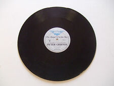 "Peter Griffin ‎– Inside Out - Disco 12"" MAXI SINGLE 45 Giri Vinile Stampa CANADA"