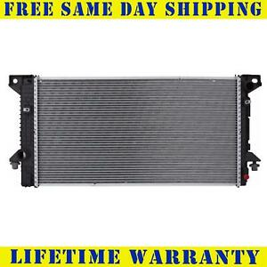 Radiator For 2011-2017 Ford F150 Expedtion V6 3.5L 3.7L  w/HD Cooling