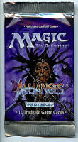 MTG WOTC Magic the Gathering Alliances Ice Age Block New Booster Pack 1996