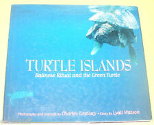 Turtle Islands - Balinese Ritual & Green Turtle1995 Great Pictures! Nice SEE!