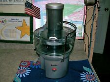 BREVILLE BJE200XL Juice Fountain Compact Fruit/Vegetable Juicer