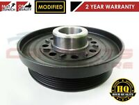 FOR HYUNDAI ix35 SANTA FE 2.0 2.2 CRDi DIESEL ENGINE TVD CRANK SHAFT PULLEY