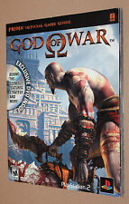 God of était solutionsofficiel Bonus Dvd/Official Game Strategy Guide Playstation 2