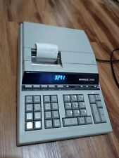 Monroe 3140 Accounting Financial Adding Machine Printing Calculator Desktop