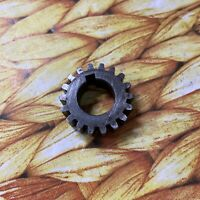 "Logan Lathe 18 Tooth Change Gear 5/8"" Bore"