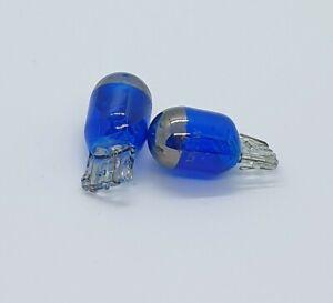 2x Ampoule T20 W21W ampoule Bleu eclairage blanc xenon 7440 Auto Camion 12V