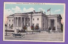 WASHINGTON, D.C. - MEMORIAL CONTINENTAL HALL PC. 1544
